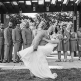 E.P. Tom Sawyer Park Wedding